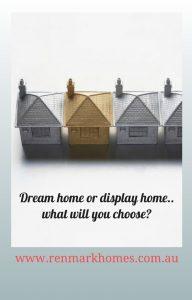 alternative to display home builders