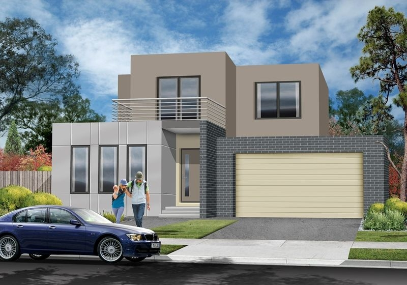 House Plans And Design Modern Double Storey House Plans