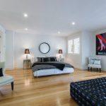 Beautifully Designed Custom Built Home - Bedroom Design Example