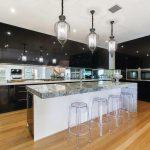 Custom Built HOme East Brighton Kitchen Design Ideas
