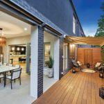 Custom Built Luxury Home Outdoor Area