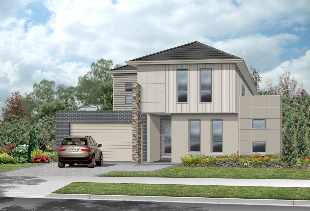 The Stradbroke | Double Storey Range | Custom Built Homes