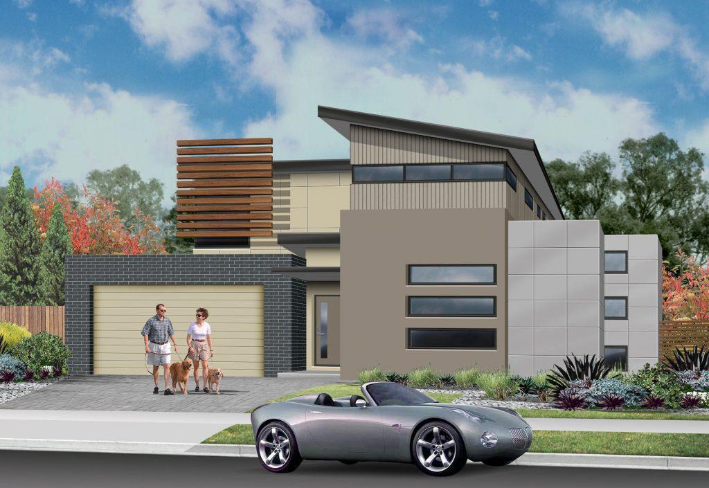 The Torquay | Double Storey Home | Custom Designed | Family Home