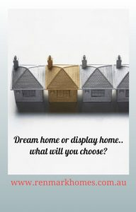 alternative to display home builders