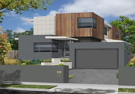 Double Storey New Homes