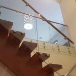 Knockdown and rebuild 2 storey home staircase design