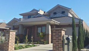 Dual Occupancy Custom Home Essendon