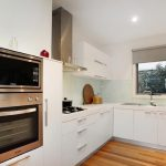 Beautiful kitchen design for a home on a small block