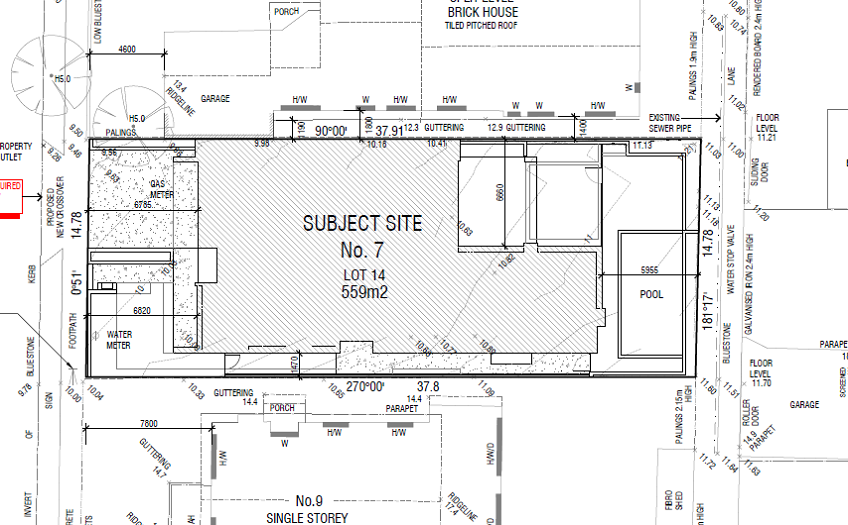 Floor plans renmark homes for Home site plan