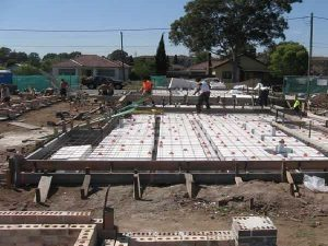 Slab Foundations for Building a New Home