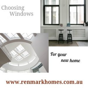 Window Sashes for new Homes