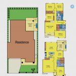 Floor Plan | Custom Built Home | Narrow Block | Ascot Vale