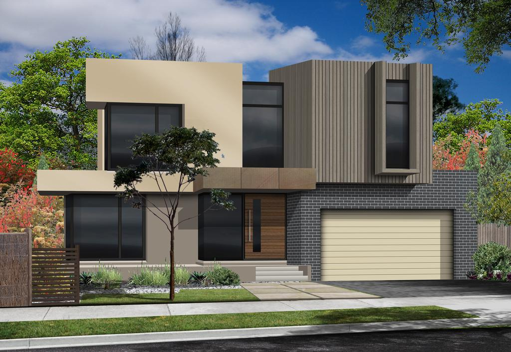 The Cottesloe | Custom built home for Sloping Block