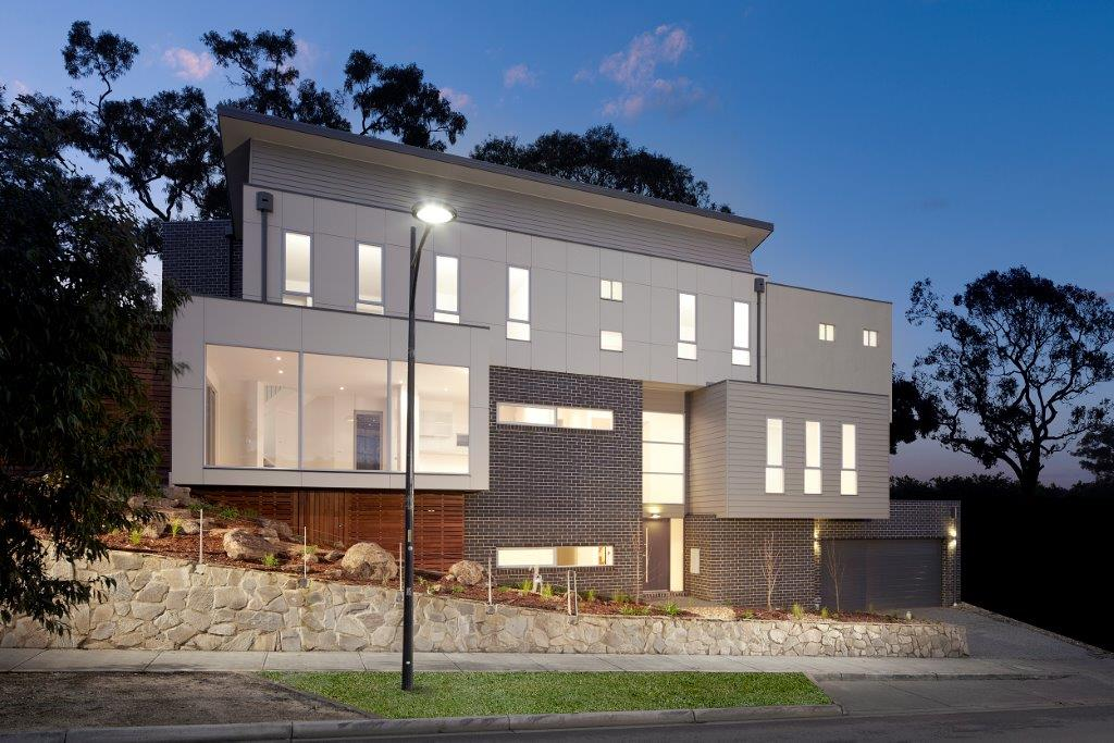 Corner Block | Difficult Cross Slope | Custom Design Niddrie