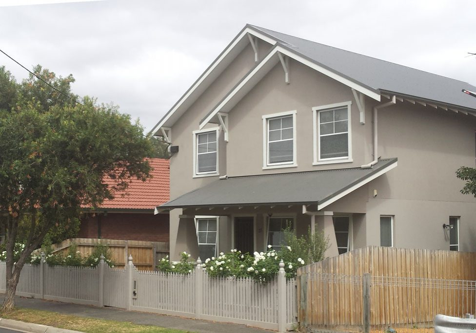 New Homes with a Traditional Style - Built in Melbourne