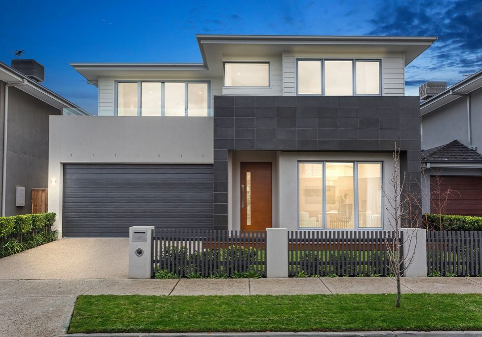 Custom Built Home | Narrow Block | Ascot Vale