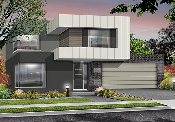 Custom new homes for steep blocks - Melbourne Luxury New Home Builders