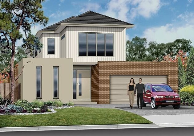 expert double storey home builder in Melbourne
