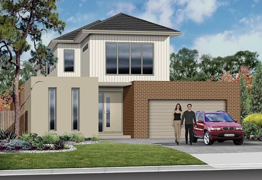 The Pumicstone   Double Storey   Luxury Family Home